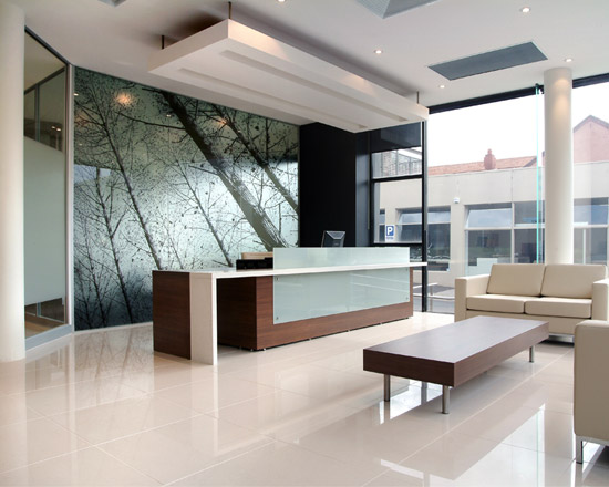 Project Office Interiors Design And Management